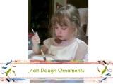 Salt Dough Name Tags orOrnaments