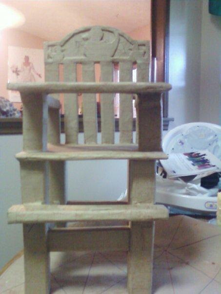Unfinished Baby Furniture
