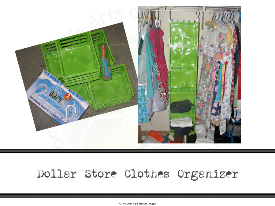 Dollar Store Shoe Shine Kits