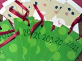 How To Make SantaBookmarks