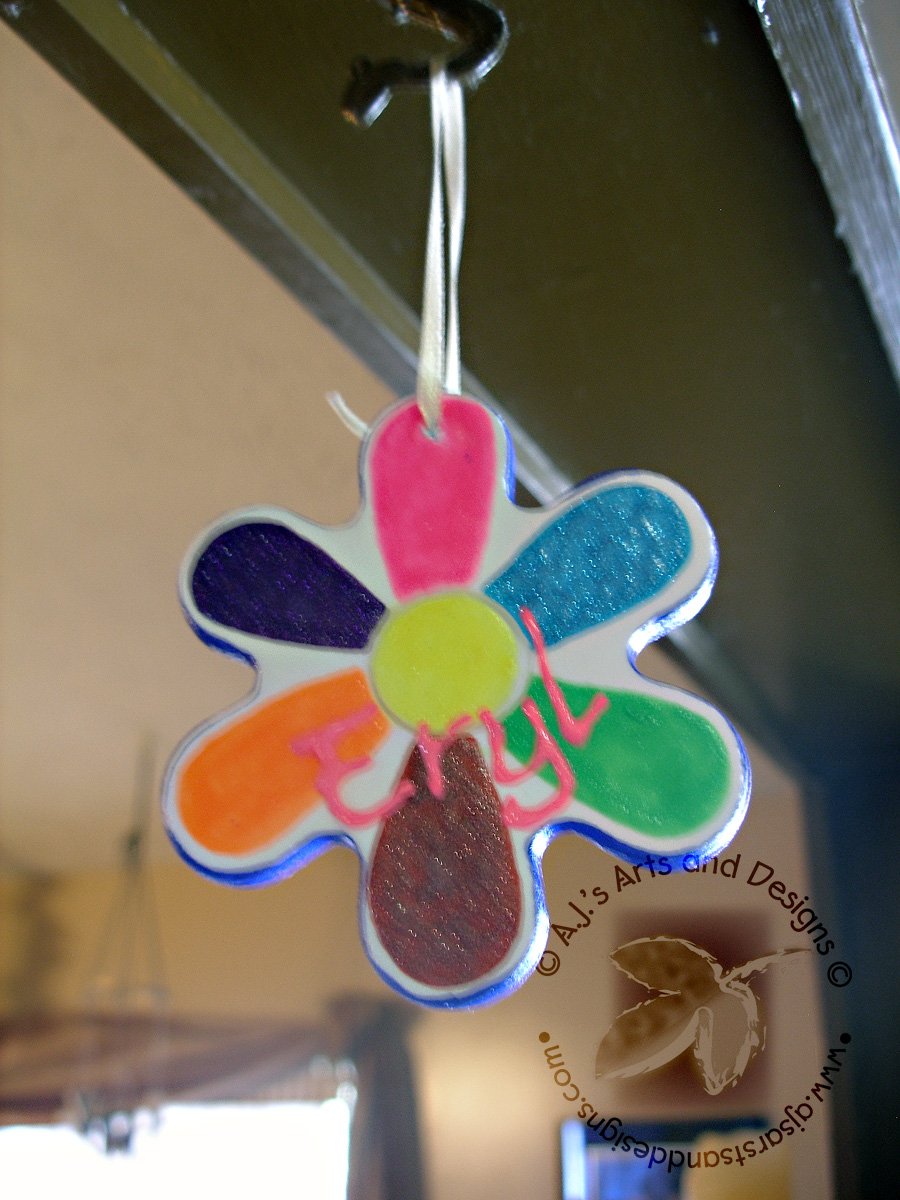 Daisy Girl Scout Cookie Crafts