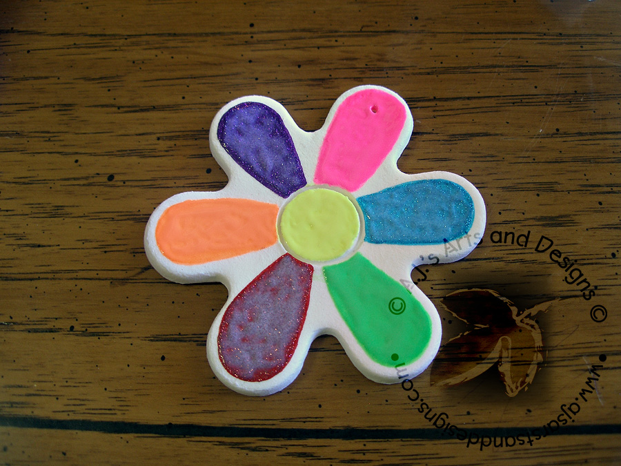Daisy Girl Scout Law Craft