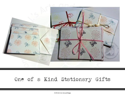 One of a Kind Stationary Gifts