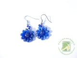 Daisy Crystal Lacquer Earrings – Sakura Hobby Craft DTPost