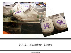 T.A.P. Monster Shoes