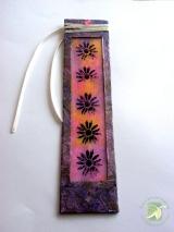 Flower Bookmark for Sakura HobbyCraft