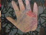 Handprint Sun-catchers