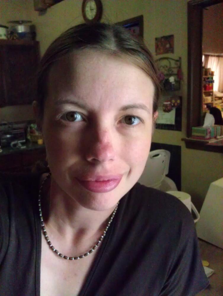 Testing Natural Make-up (3/4)