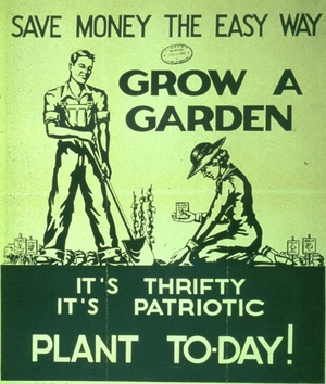 Garden = V...I...C...T...O...R...Y...! (1/5)