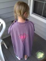 Subtraction Girl – Super HeroCape