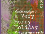 A Very Merry Holiday Steampunk BlogHop