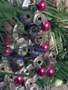 Side View of the Steampunk Tree
