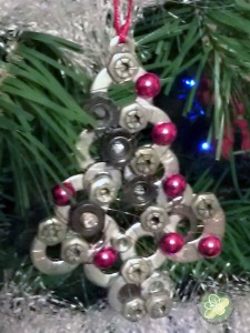 The Front View of the Ornament