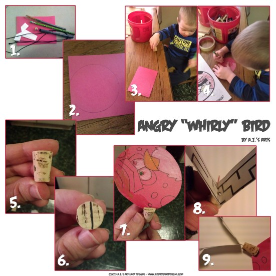 Angry Birds How To