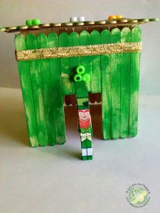 The Leprechaun and his house