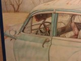 Work In Progress – Rusty Car
