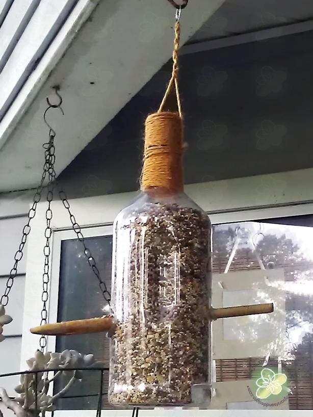 cedar bird feeder plans