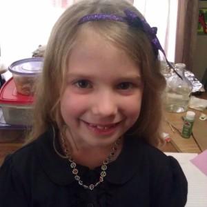My beautiful 8 year old Princess