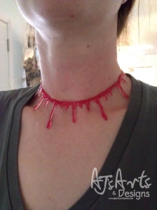 Finished Blood Drips