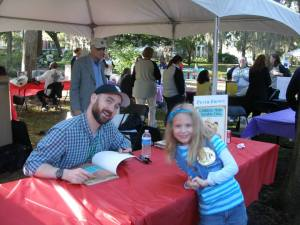 The Princess with Peter Brown (Children Make Terrible Pets - if you have not read this book it is AWESOME!)