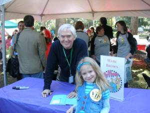 The Princess with Marc Brown (Arthur's Creator)