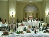 14th Annual Gingerbread Village Competition